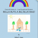 Bella Buys a Big Blue Bike